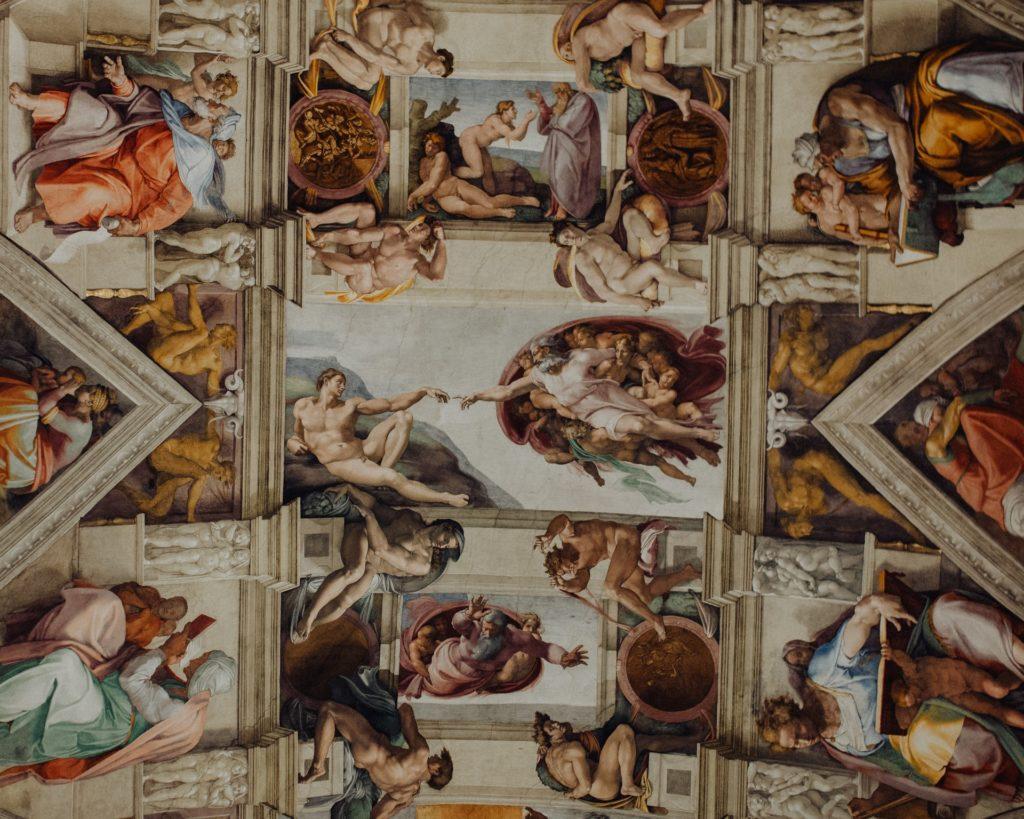 Sistine Chapel, Rome, Italy