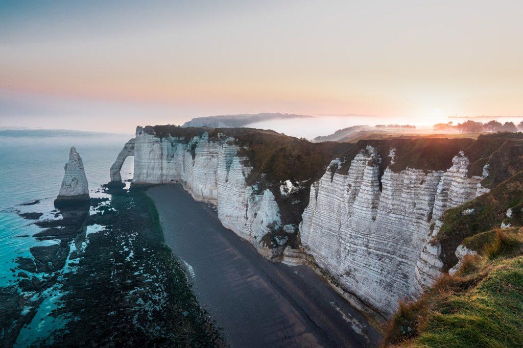 Etretat - Normandy, France