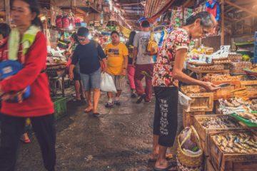 Bankerohan Public Market, Davao, Philippines