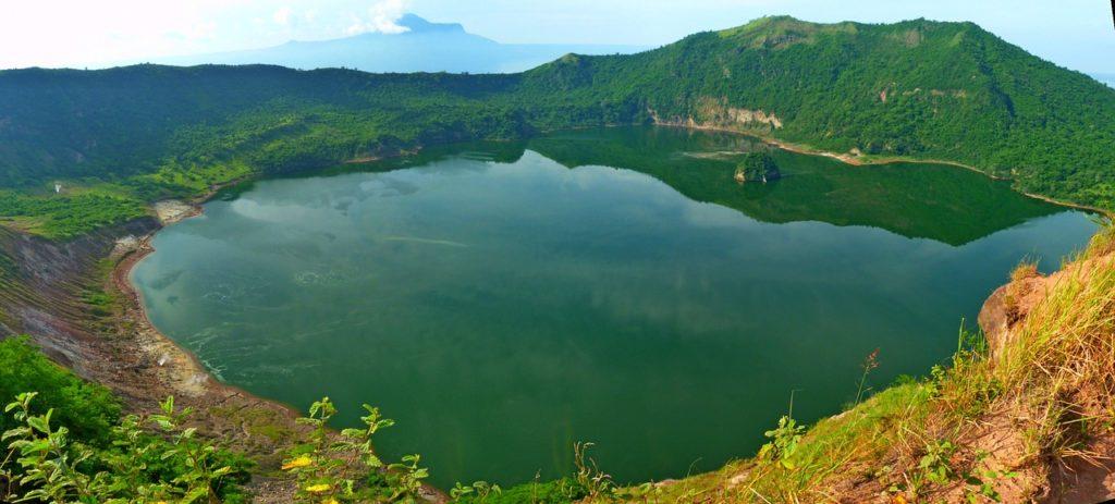 Taal Volcano and Lake, Tagaytay, and Batangas