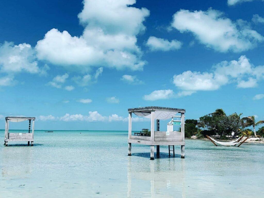 Belize, East Coast of Central America